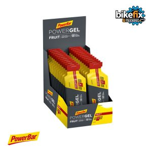 POWERBAR GEL FRUIT RED FRUIT PUNCH