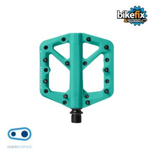 PEDAL CRANK BROTHERS STAMP 1 SMALL TURQUOISE