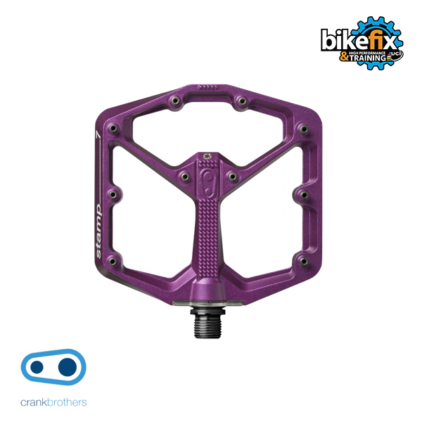 PEDAL CRANK BROTHERS STAMP 7 LARGE PURPLE
